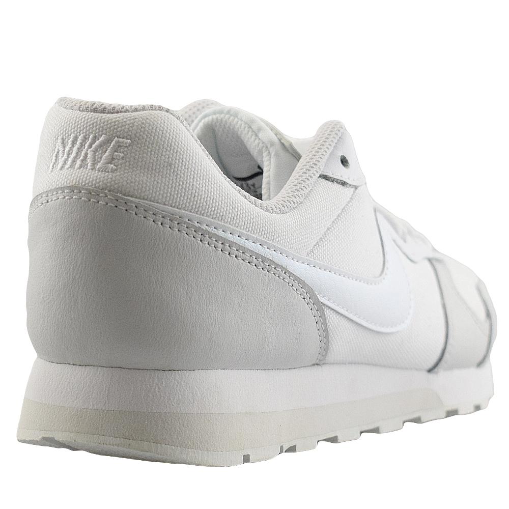 58f573e62d Previous  Next. Nike. NIKE MD RUNNER 2 (GS)WHITE WHITE-VAST GREY CLG