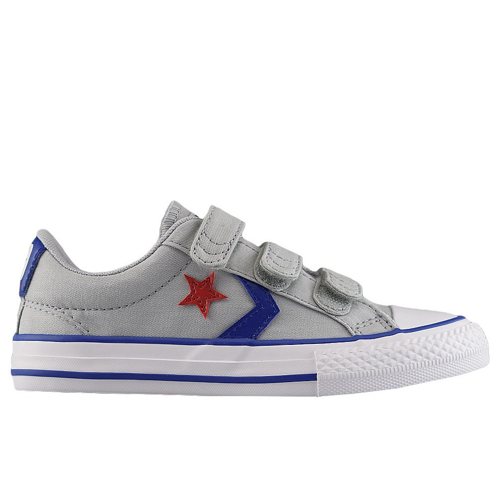 ab891efcd1e CONVERSE STAR PLAYER 3V OX WOLF GREY BLUE  (CLJ)