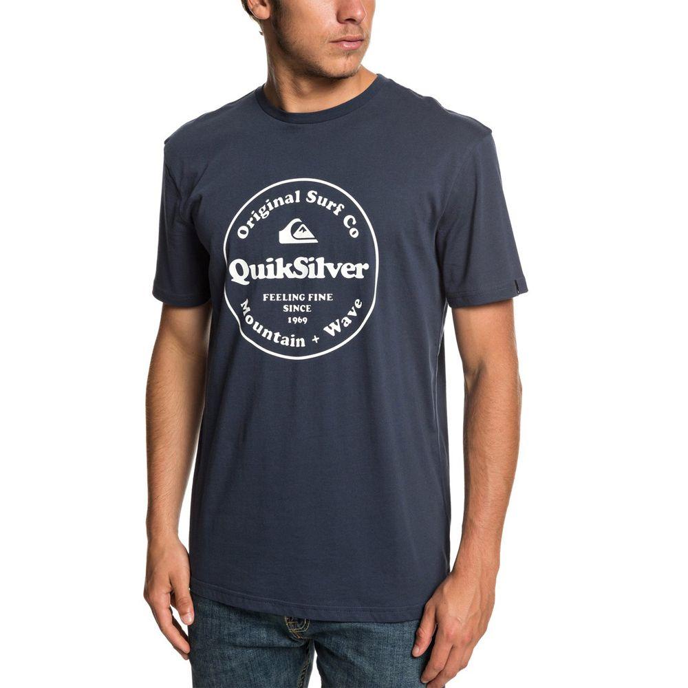 Quiksilver |Quiksilver tshirt shd playtough wbkh HOMEM