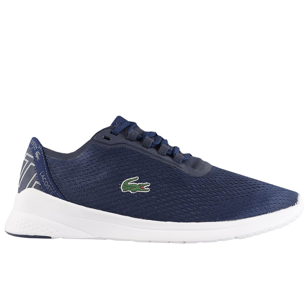 8cfaaac080ed LACOSTE LT FIT 119 1 SMA NVY WHT TEXTILE (CLH)