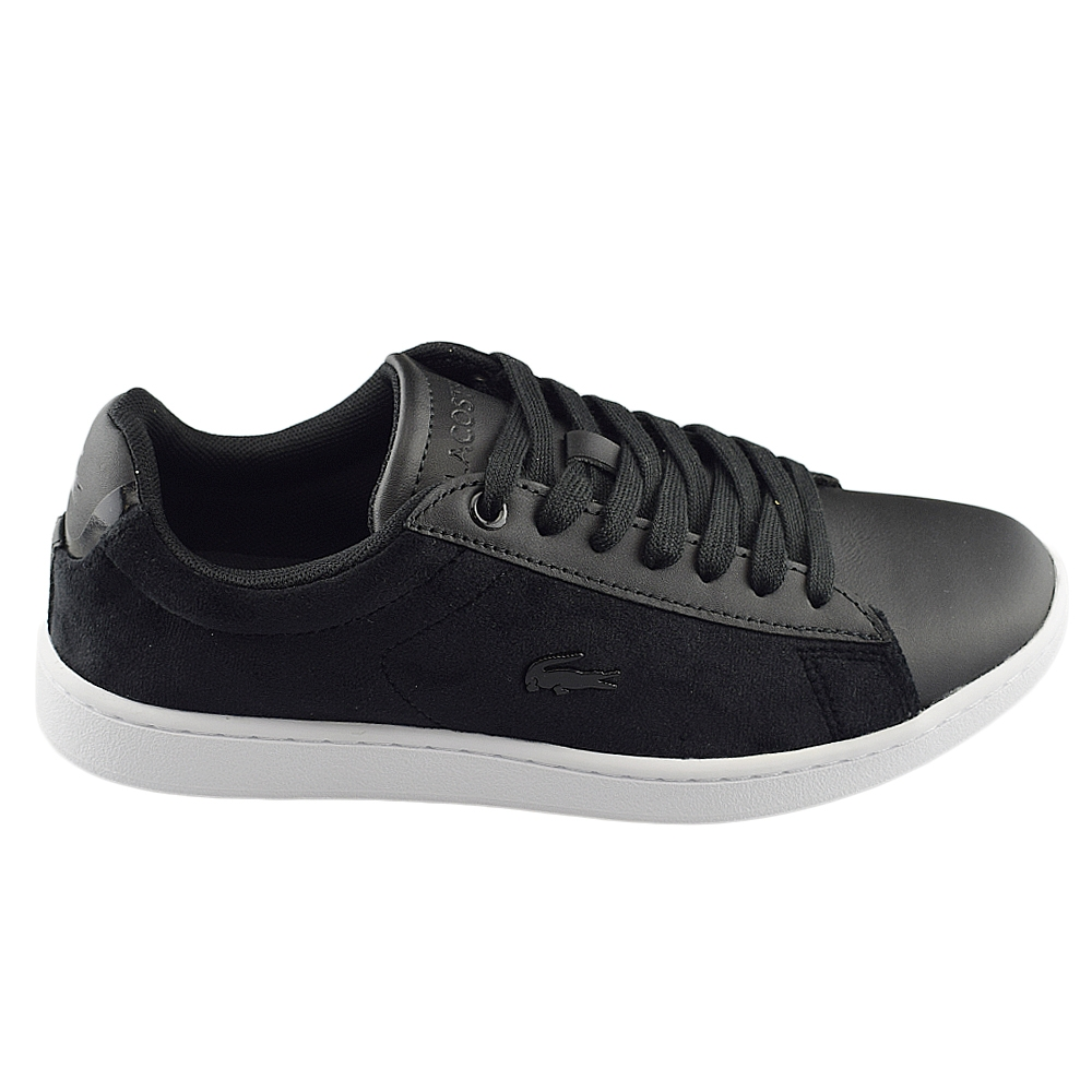 LACOSTE CARNABY EVO 318 8 BLACK WHITE (CLM) f383be0b86